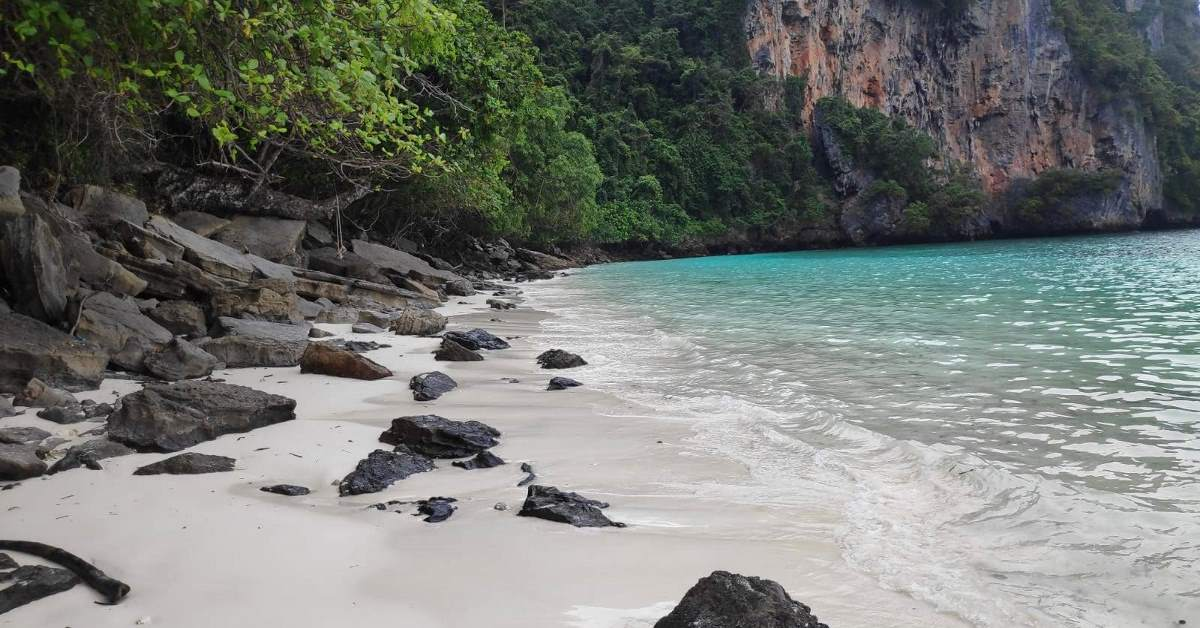 Beaches in Koh Phi Phi