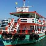 מעבורת מקוסמוי לקופנגן