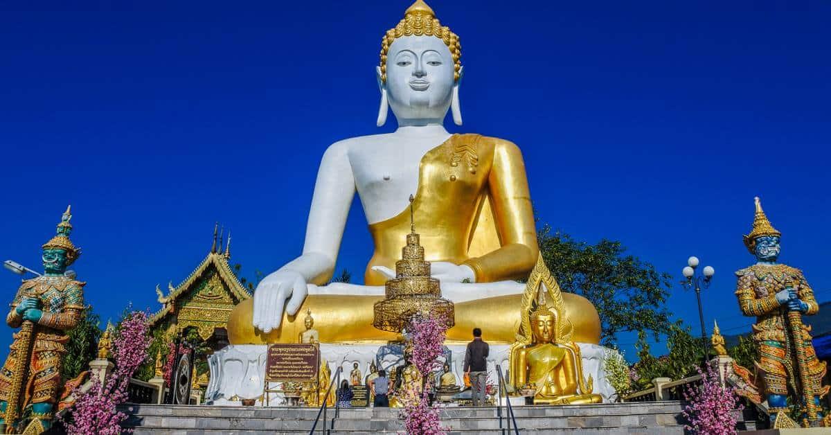 Wat Phra That Doi Kham Chiang Mai