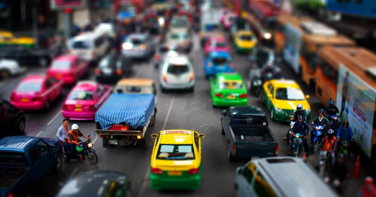 car rental in bangkok