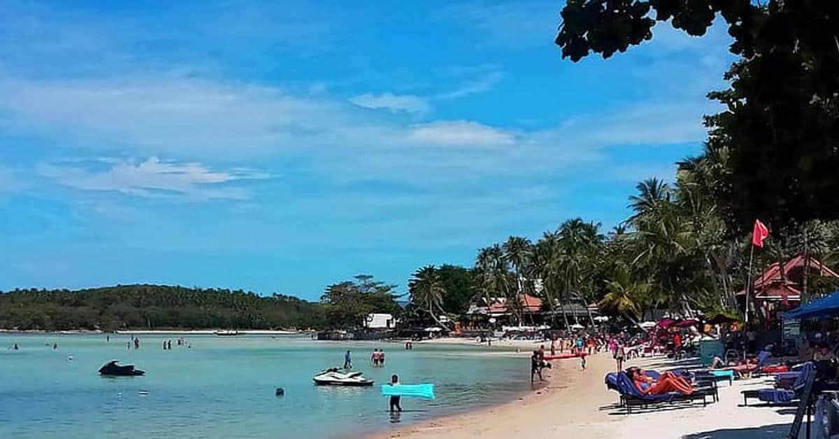 Hat Chaweng Beach
