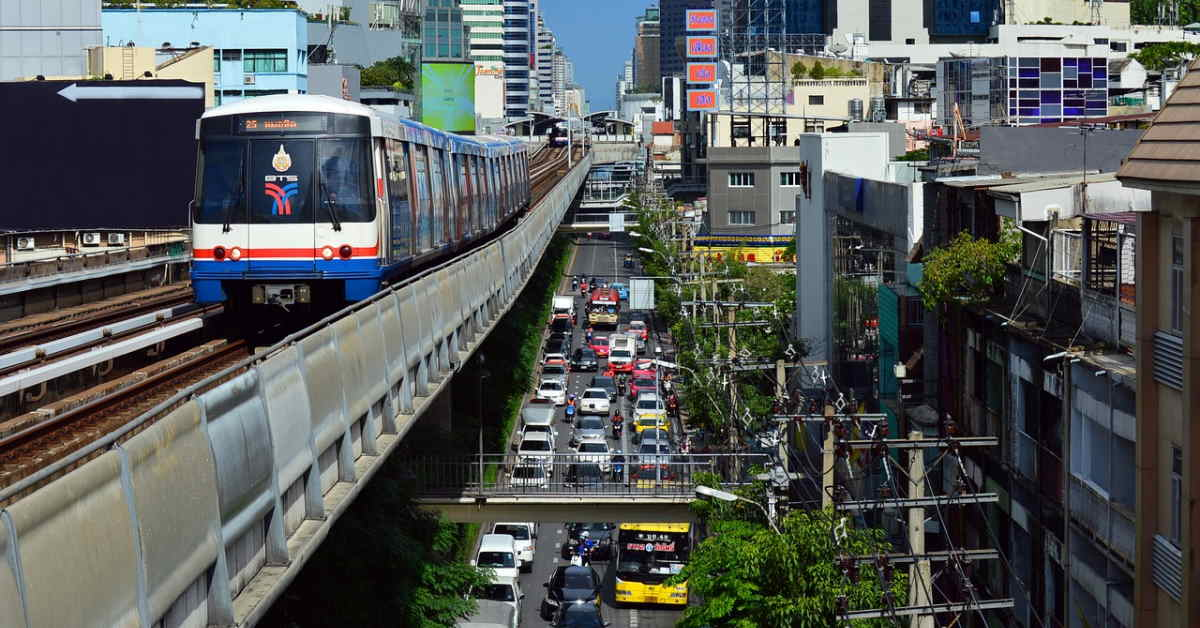 public transport in bangkok