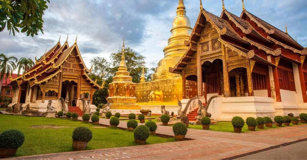 צ'אנג מאי - תאילנד