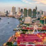 A romantic vacation in Bangkok