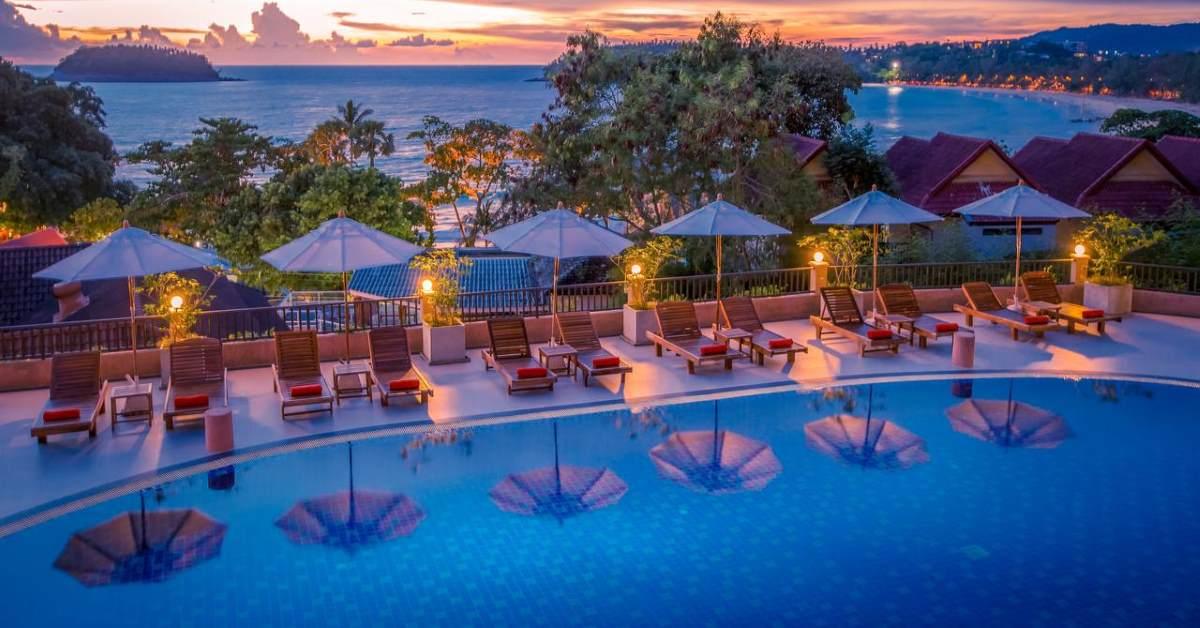 Chanalai Garden Resort, Kata Beach