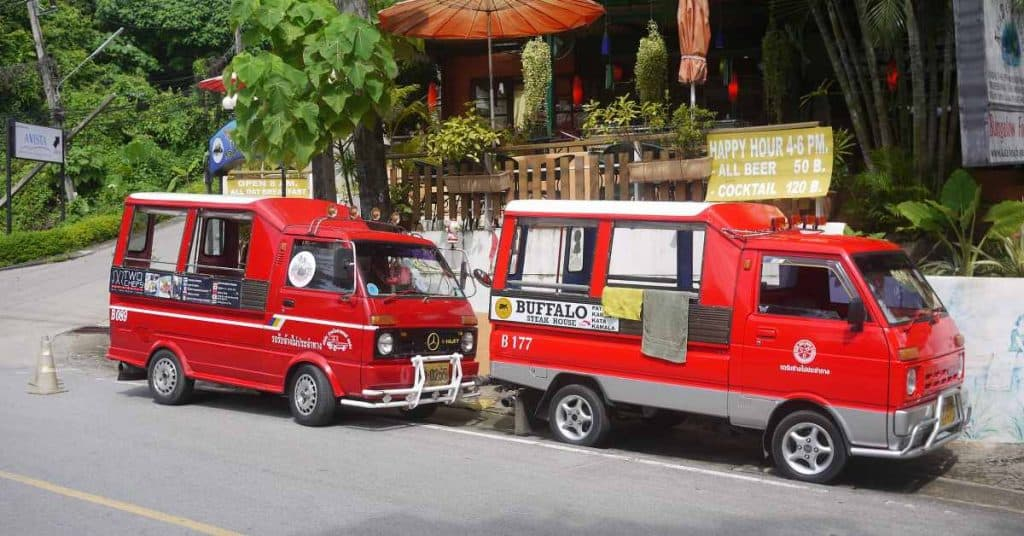 Transportation in Phuket