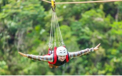 Zipline in Phuket